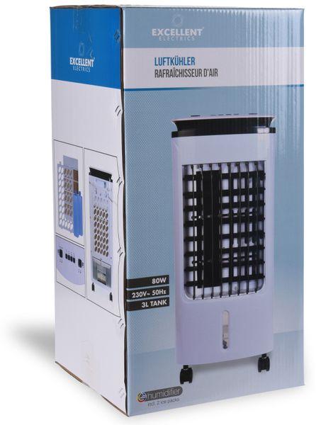 Luftkühler, 80 W, inkl. 2 Kühlakkus - Produktbild 2
