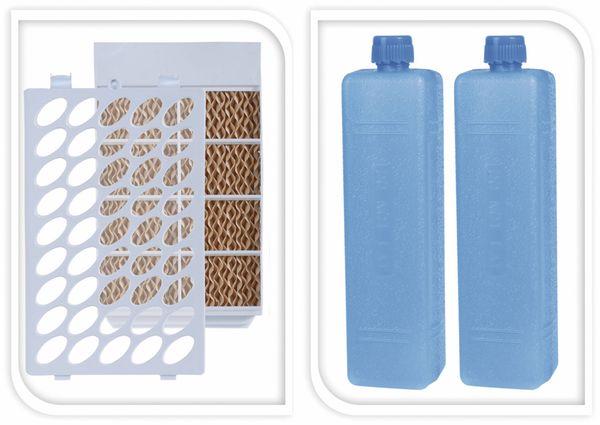 Luftkühler, 80 W, inkl. 2 Kühlakkus - Produktbild 3