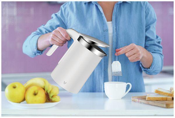 Wasserkocher Mi Viomi Smart Kettle, 1,5L, 1800W, weiß - Produktbild 2