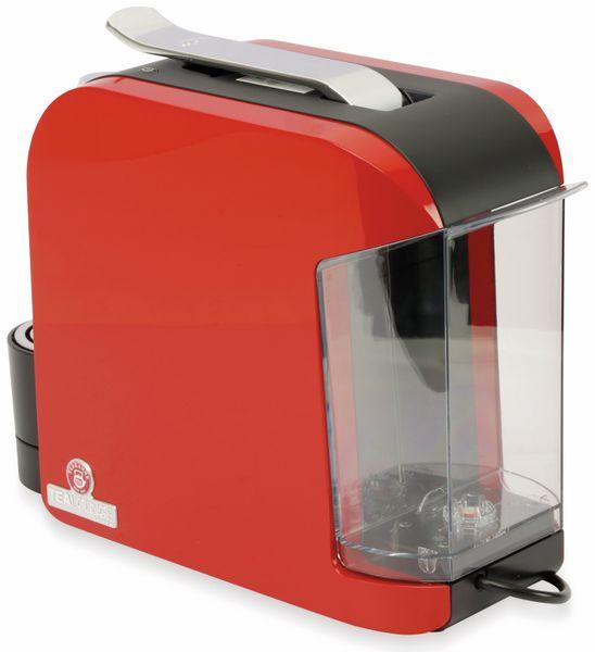 Teekapselmaschine TEEKANNE, Tealounge, 1 l, 1445 W, inkl. Selection Box, rot - Produktbild 6