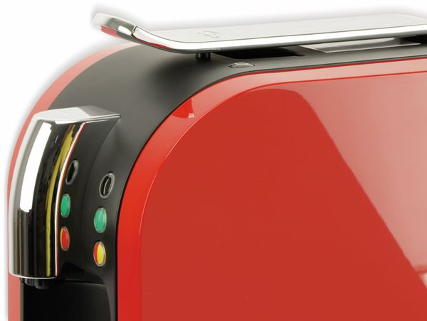 Teekapselmaschine TEEKANNE, Tealounge, 1 l, 1445 W, inkl. Selection Box, rot - Produktbild 7