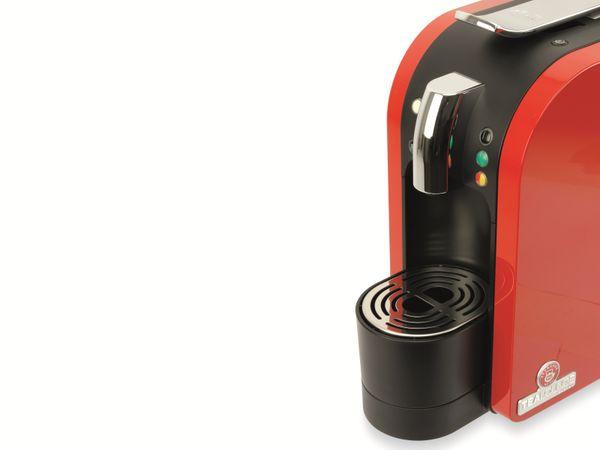 Teekapselmaschine TEEKANNE, Tealounge, 1 l, 1445 W, inkl. Selection Box, rot - Produktbild 8