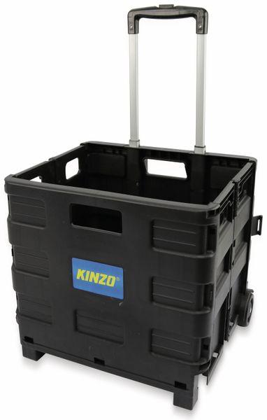 Transport-Trolley KINZO, 05703, faltbar