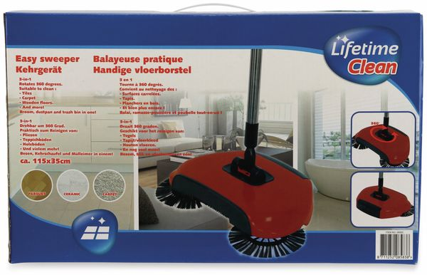 Kehrgerät 3-in-1 LIFETIME CLEAN - Produktbild 3