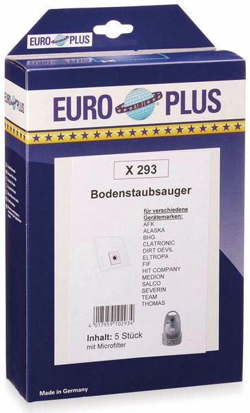 Staubsaugerbeutel EUROPLUS X293, 5 Stück