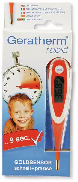 Fieberthermometer GERATHERM GT-195-1 Rapid - Produktbild 2