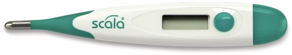 Fieberthermometer SCALA SC19 flex, grün
