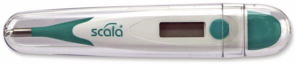 Fieberthermometer SCALA SC19 flex, grün - Produktbild 2