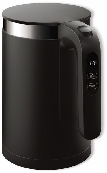 Wasserkocher VIOMI Smart Kettle, 1800 W, 1,5 L, schwarz - Produktbild 2