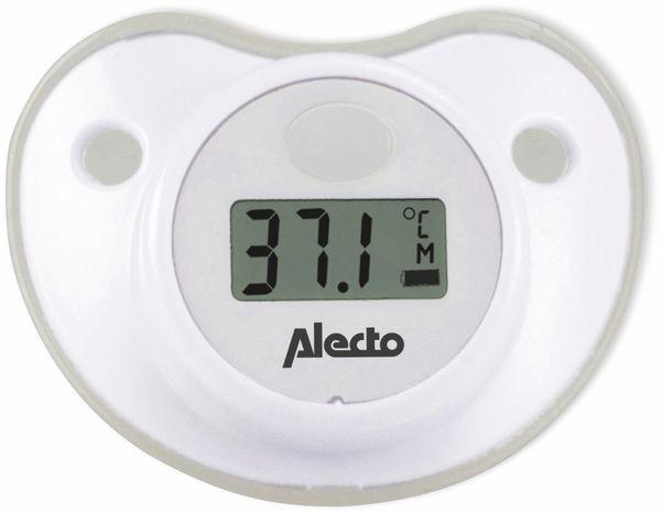 Digitales Fieberthermometer-Set ALECTO BC-04, 2-teilig, weiß - Produktbild 2