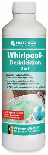 Whirlpool-Desinfektion 2in1 HOTREGA, 500 ml