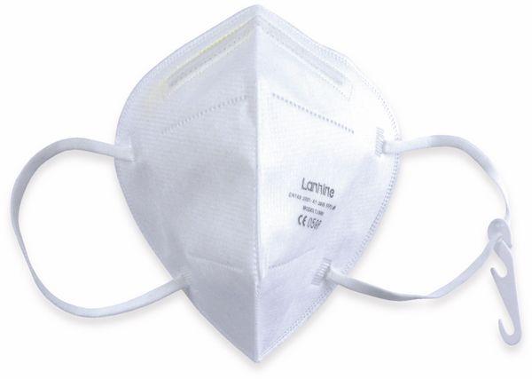 Atemschutzmaske FFP2 NR, Lanhine CE 0598, 20 Stück - Produktbild 3