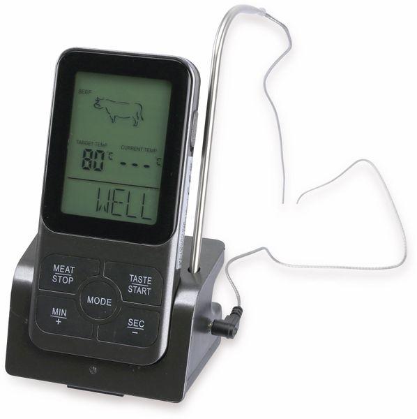 Funk-Grill-Thermometer, TR-TMBBQ-02 - Produktbild 2