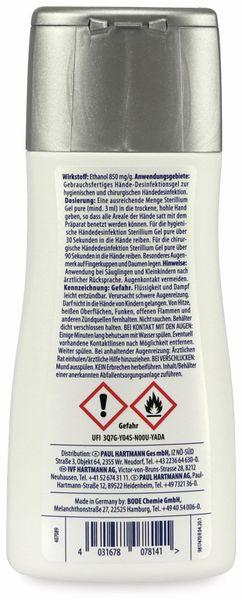 Händedesinfektionsgel Bode Sterillium Gel pure, 200 ml - Produktbild 2