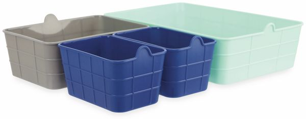 Organizer-Set ALPINA, 4-teilig, verschiedene Farben - Produktbild 2