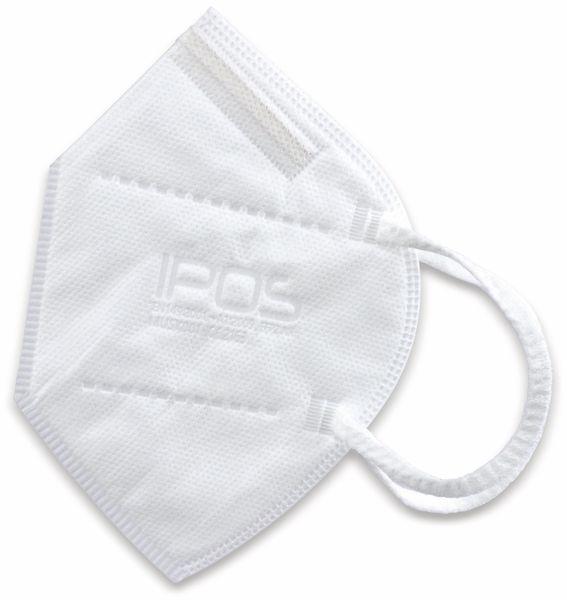 10er Set Atemschutzmasken FFP2 NR IPOS - Produktbild 2