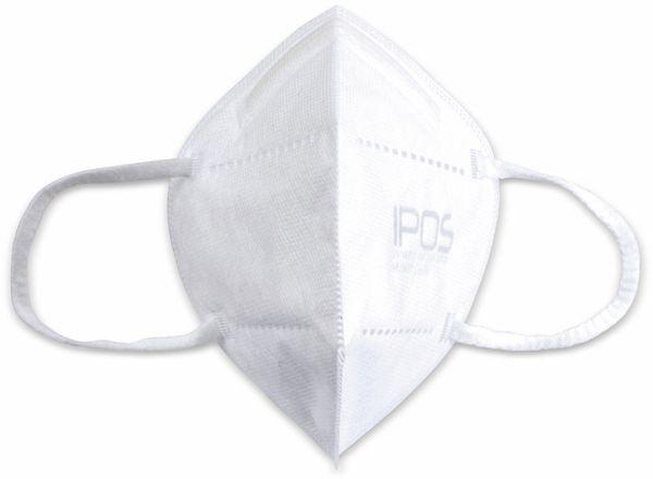 10er Set Atemschutzmasken FFP2 NR IPOS - Produktbild 3