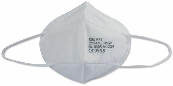 10er Set Atemschutzmasken FFP2 NR COE - Produktbild 2