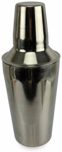 Cocktail Shaker, 500 ml, Edelstahl