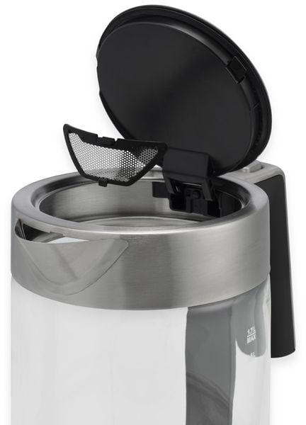 Wasserkocher PRINCESS London, 1,7 L, 2200 W - Produktbild 3