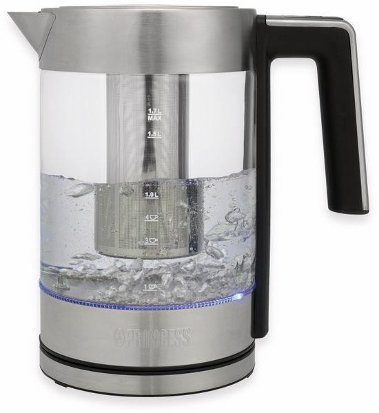Wasserkocher PRINCESS Deluxe, 1,7 L, 2200 W - Produktbild 5