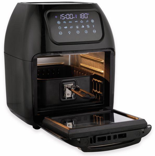 Heißluftfritteuse TRISTAR FR-6964, 10 L, 1800 W - Produktbild 3