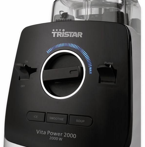 Standmixer TRISTAR BL-4473 VitaPower, 2000 W, 2 L - Produktbild 5