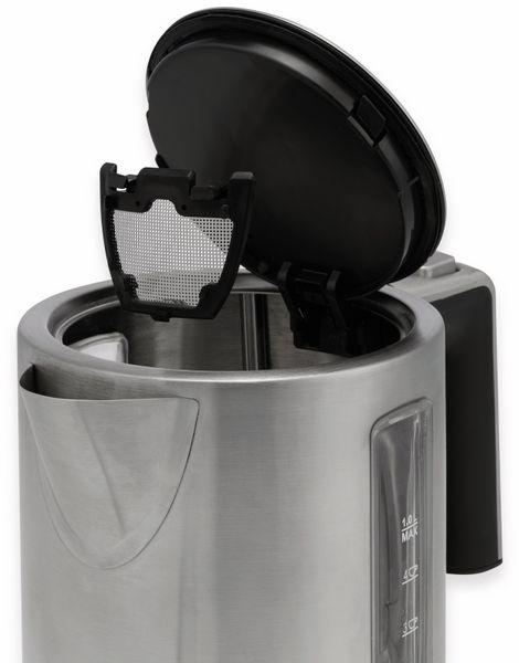 Wasserkocher PRINCESS 236045 Deluxe, 1 L, 2200 W, Edelstahl - Produktbild 6