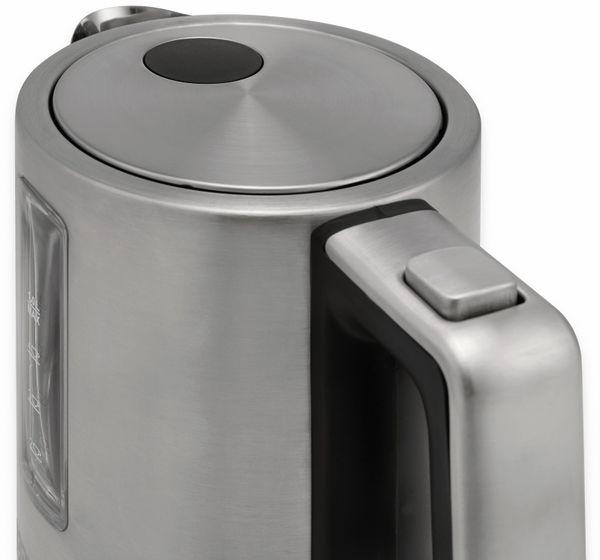 Wasserkocher PRINCESS 236045 Deluxe, 1 L, 2200 W, Edelstahl - Produktbild 7