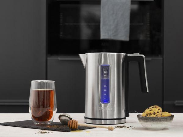 Wasserkocher PRINCESS 236046, 1,7 L, 3000 W, Edelstahl - Produktbild 4