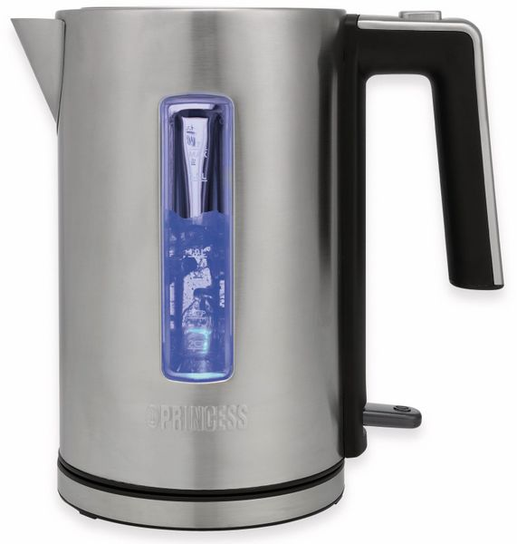 Wasserkocher PRINCESS 236046, 1,7 L, 3000 W, Edelstahl - Produktbild 5