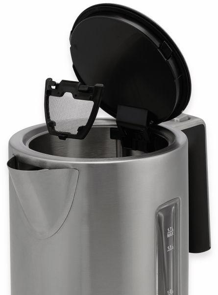 Wasserkocher PRINCESS 236046, 1,7 L, 3000 W, Edelstahl - Produktbild 7