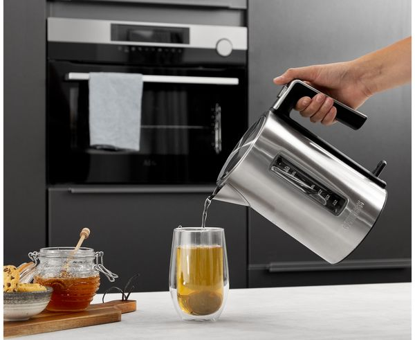 Wasserkocher PRINCESS 236046, 1,7 L, 3000 W, Edelstahl - Produktbild 11