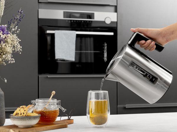 Wasserkocher PRINCESS 236047 Deluxe, 1,7 L, 3000 W, Edelstahl - Produktbild 3