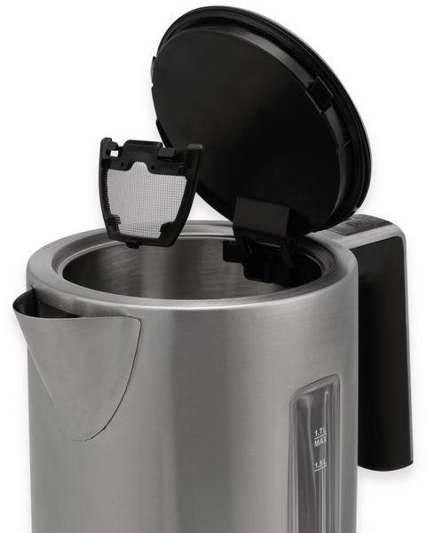 Wasserkocher PRINCESS 236047 Deluxe, 1,7 L, 3000 W, Edelstahl - Produktbild 7