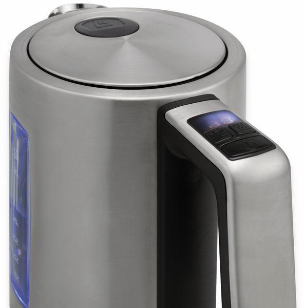 Wasserkocher PRINCESS 236047 Deluxe, 1,7 L, 3000 W, Edelstahl - Produktbild 8