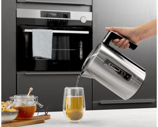 Wasserkocher PRINCESS 236047 Deluxe, 1,7 L, 3000 W, Edelstahl - Produktbild 11