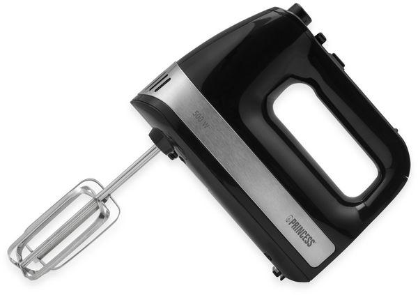Handmixer PRINCESS 222206, 500 W, 5-stufig u. Turboschalter - Produktbild 2