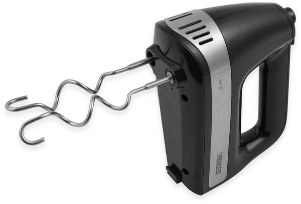 Handmixer PRINCESS 222206, 500 W, 5-stufig u. Turboschalter - Produktbild 3