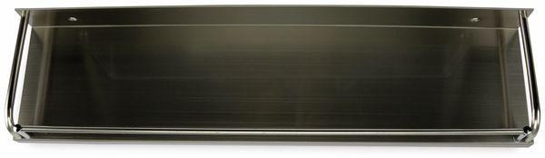 Edelstahl-Küchenregal, Gewürzboard - Produktbild 3
