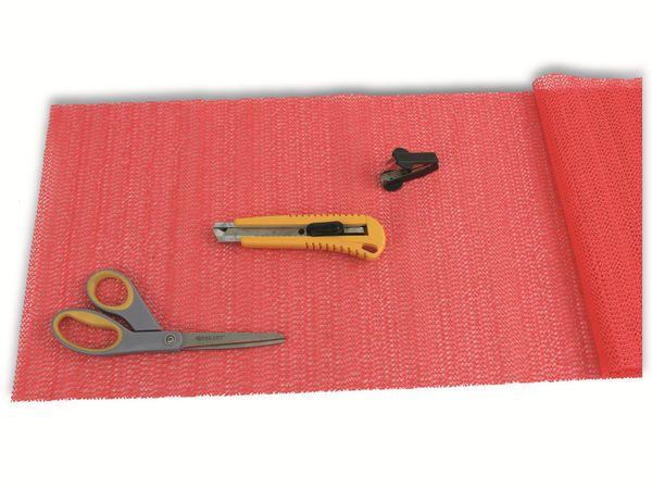 Antirutschmatte, 30x150 cm, rot