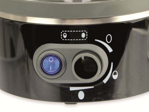 Eierkocher, TR-EB-01, schwarz - Produktbild 3