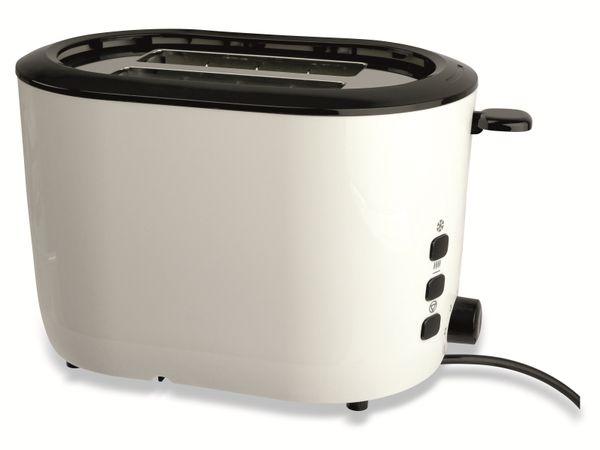Doppelschlitz, Toaster, GT-JTds-01, 840W, weiß