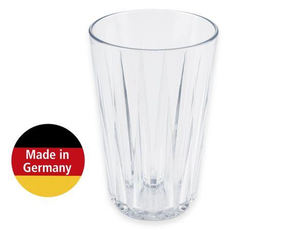 Trinkbecher-Set APS Crystal, Ø: 8 cm, H: 12,5 cm, 6 Stück