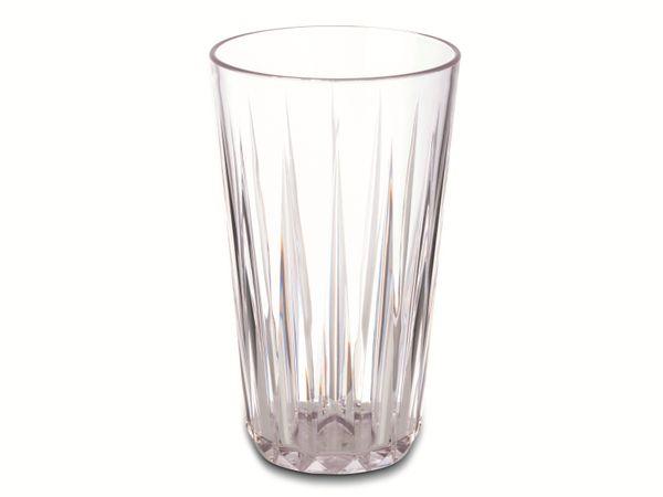 Trinkbecher-Set APS Crystal, Ø: 9 cm, H: 15,5 cm, 6 Stück