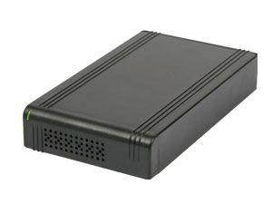 Mobile USB 2.0-Festplatte, 640 GB - Produktbild 1