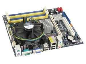 Computer-Aufrüstkit Celeron E3300/ASRock G41C-VS