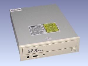 "CD-ROM-Laufwerk ""Cyberdrive 52X max"""