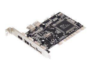 USB 2.0/FireWire Controllerkarte
