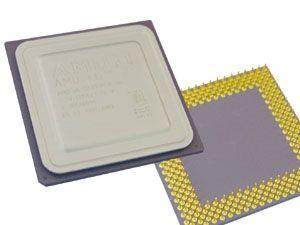 CPU AMD K6-2 300 MHz